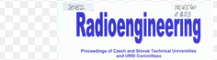 Selamat!! Kolaborasi Artikel dengan LAPAN dan CTU Ceko Tentang Antena Roket Terbit di Jurnal Radioengineering